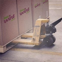 Pick Up Only A Mixed Pallet of Red Wine