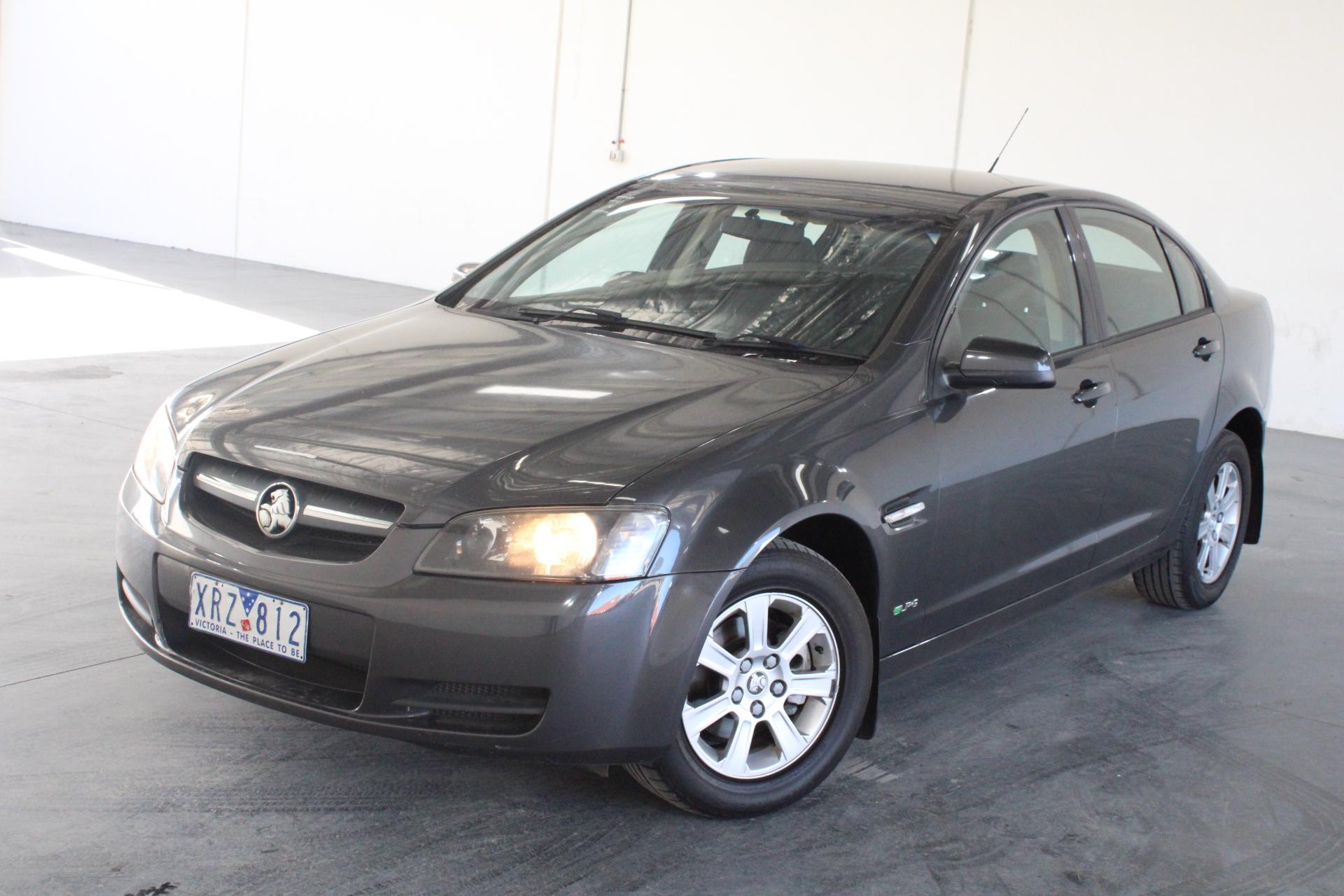 2010 Holden Commodore Omega VE Automatic Sedan
