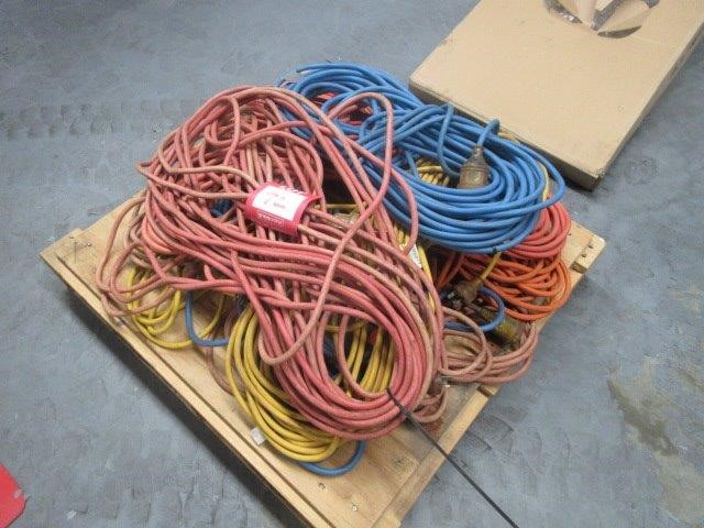 Assorted Extension Leads