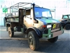 Mercedes Benz Unimog UL1700L Chassis 4X4 Dump Truck 1984 - Vic and NSW RWC