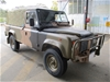 Land Rover 110 4X4 Cargo SoftTop 1987 - Vic and NSW Roadworthy Certificates