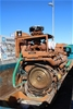 Caterpillar D399 V16 Aux Back Generator Motor