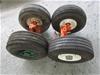 1 X Set Kiowa Ground Handling Wheels