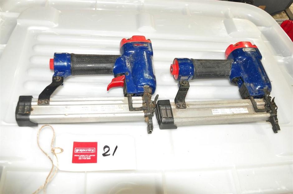 Project Air F32/9032 Qty 2 x Pneumatic Bradder / Staple Gun