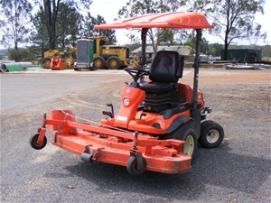 Out Front Mower - Kubota F3680 4WD
