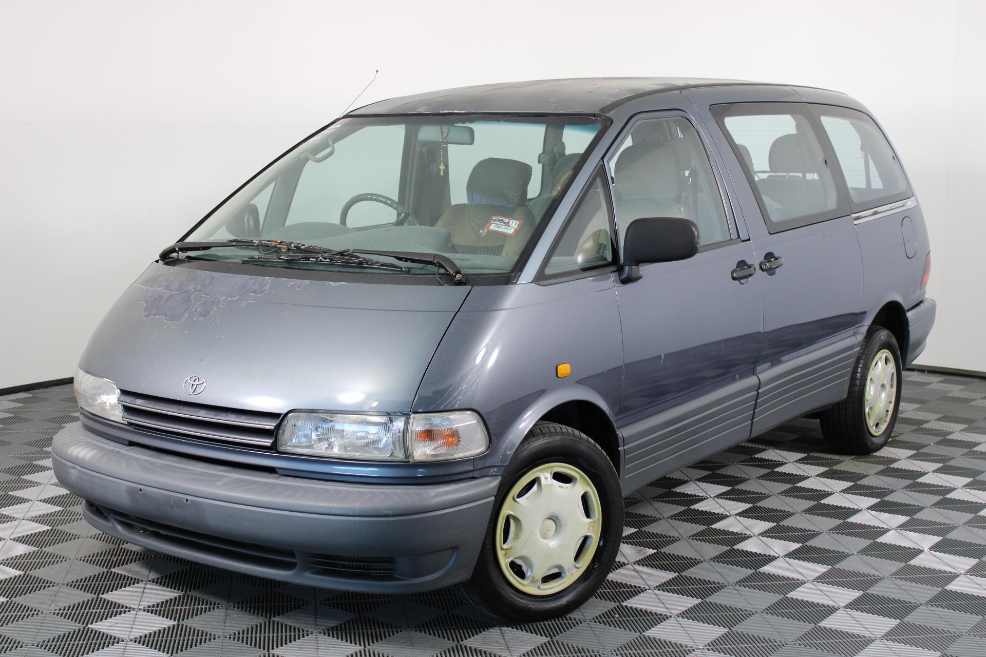 1993 Toyota Tarago GLI TCR10 Automatic 8 Seats People Mover