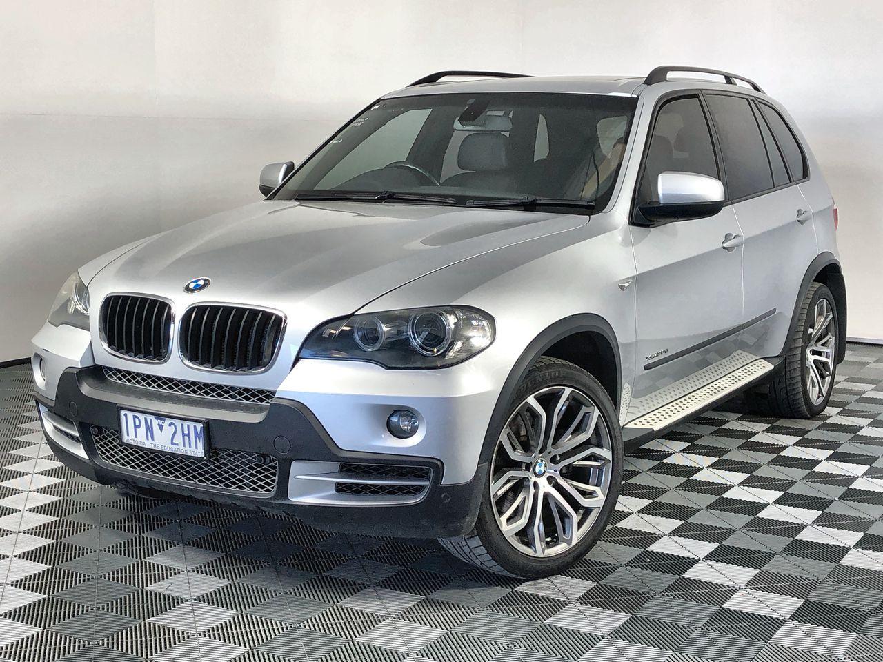 2009 BMW X5 3.0d E70 Turbo Diesel Automatic 7 Seats Wagon