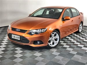 2012 Ford Falcon XR6 FG II Automatic Sed