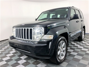 2009 Jeep Cherokee Limited 4X4, SUV, Auto, Leather, S/Roof