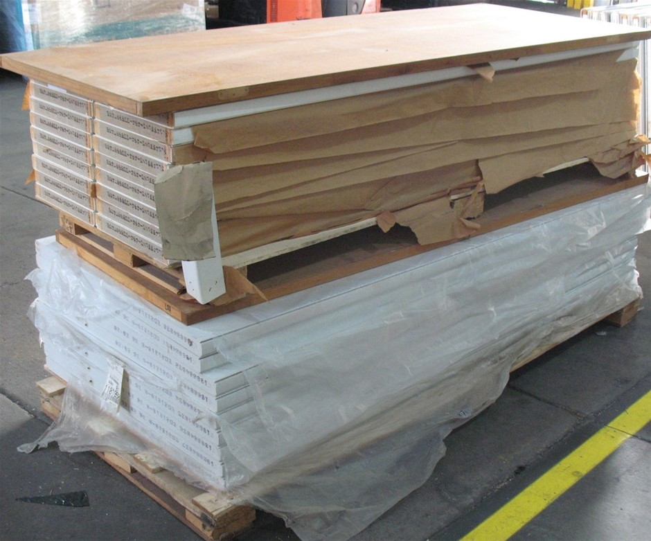 Pallet of Assorted Doors - Pallet comprises of the following