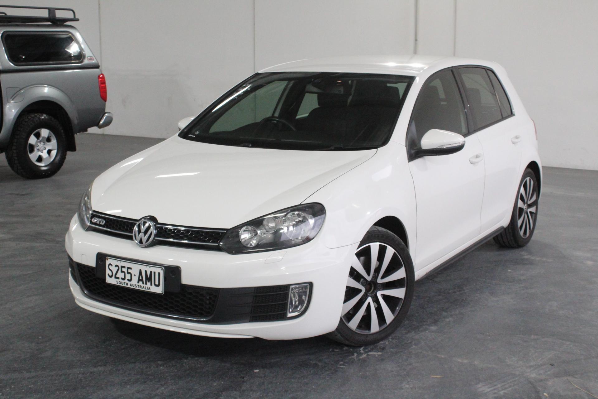 2012 Volkswagen Golf GTD A6 Automatic Hatchback