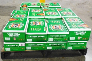 Pallet of Approx 21 Cases of Assorted Vi
