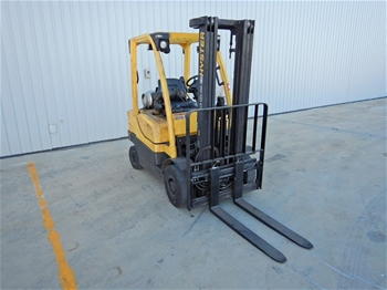 2013 Hyster H2.5CT 4 Wheel Counterbalance Forklift