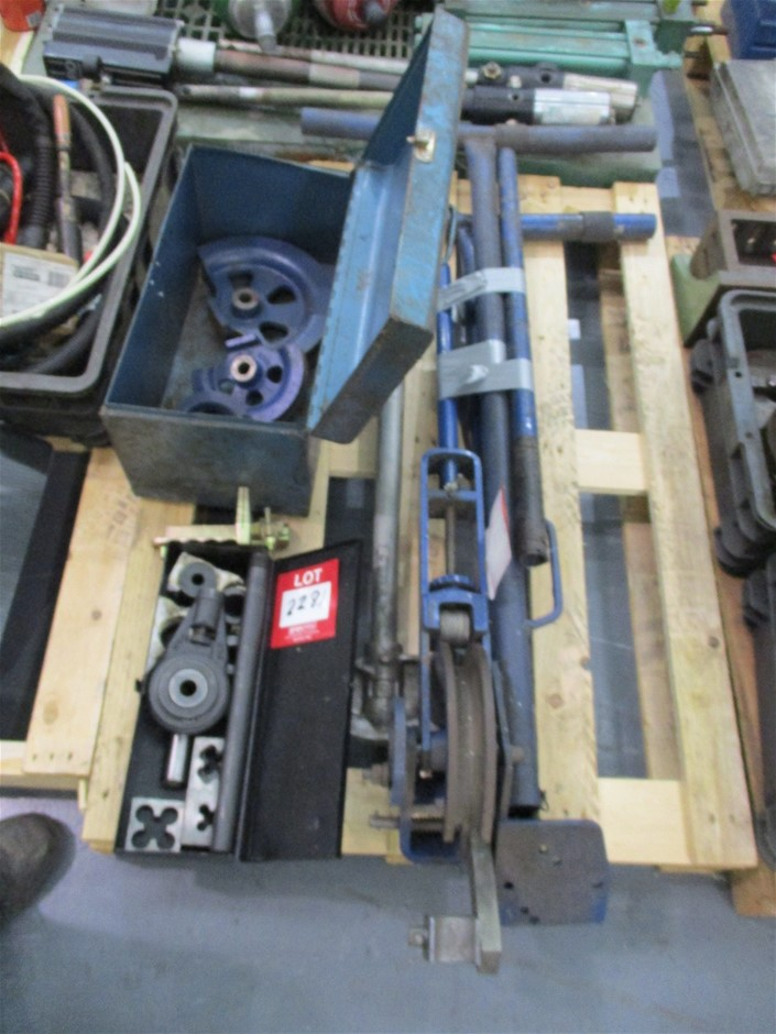 Pipe Bending and Pipe Threading Equipment
