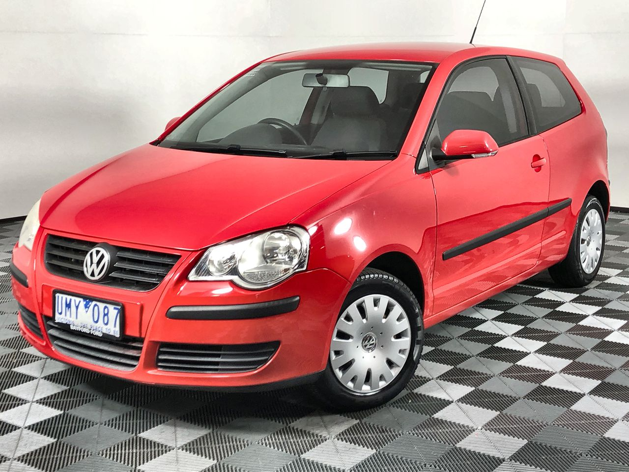 2007 Volkswagen Polo Club 9N Manual Hatchback