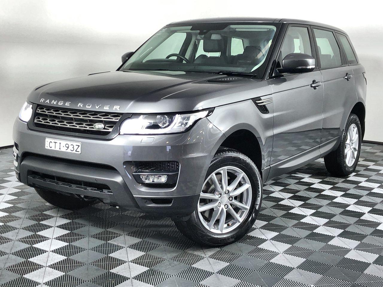 2014 Land Rover Range Rover Sport 3.0 TDV6 SE L494 T/Diesel Auto- 8 Speed