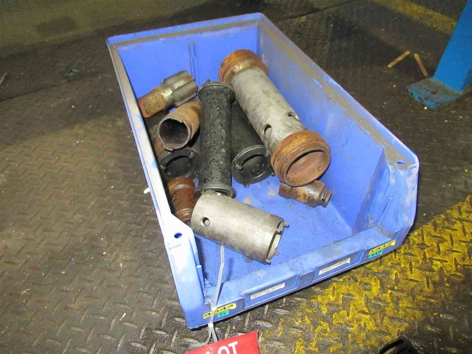 A Quantity of Pipe Sockets