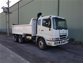 Tipper Truck and Prime Mover
