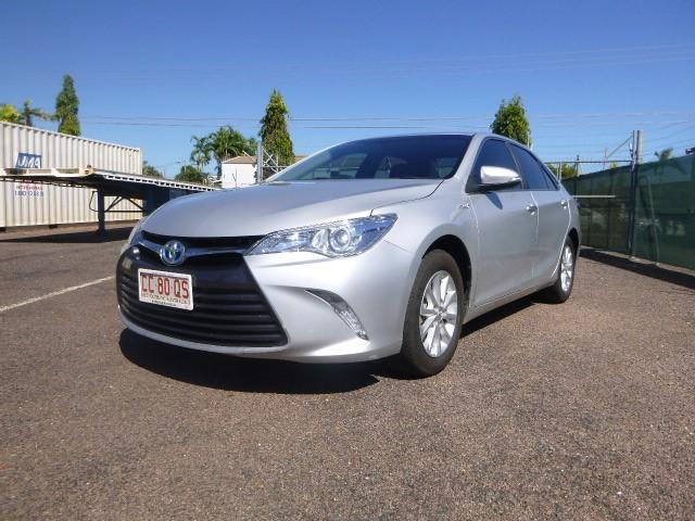 2017 Toyota Camry Altise/Hybrid Automatic Sedan