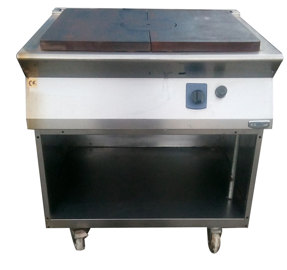 ELECTROLUX GAS MODEL TTV-62 TARGET TOP WITH STORAGE COMPARTMENT MODEL