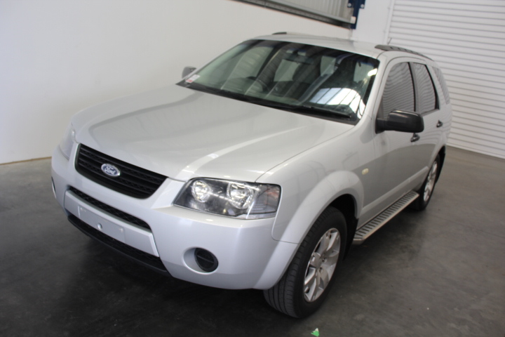 2006 Ford Territory TX SY Automatic 7 Seat Wagon