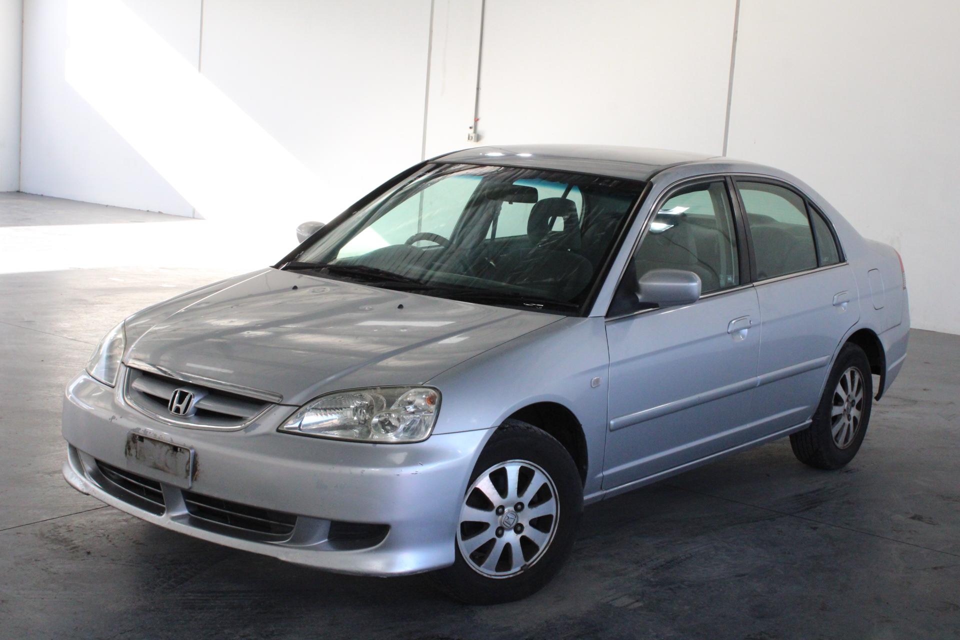 2003 Honda Civic GLi 7th Gen Automatic Sedan