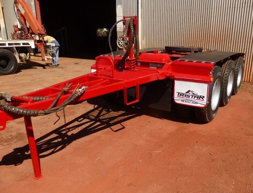 2014 Tristar Triaxle Dolly Converter