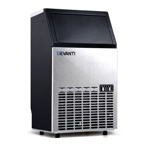 Devanti Commercial Ice Maker Machine Por