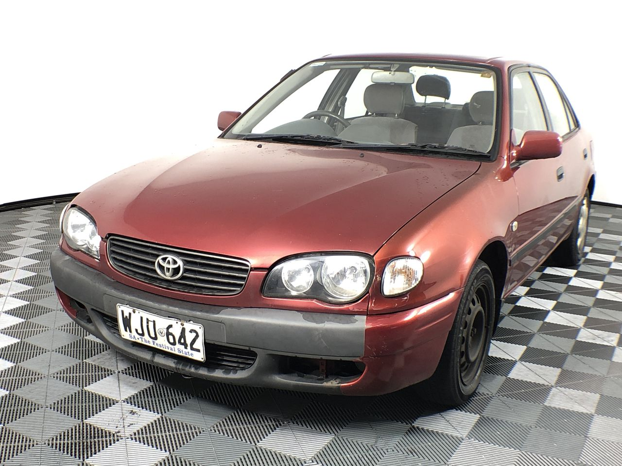 2000 Toyota Corolla Ascent Automatic Sedan