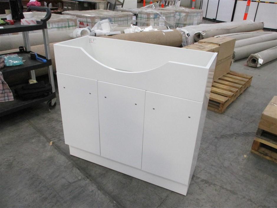 Frederic SRC90 Vanity Cabinet