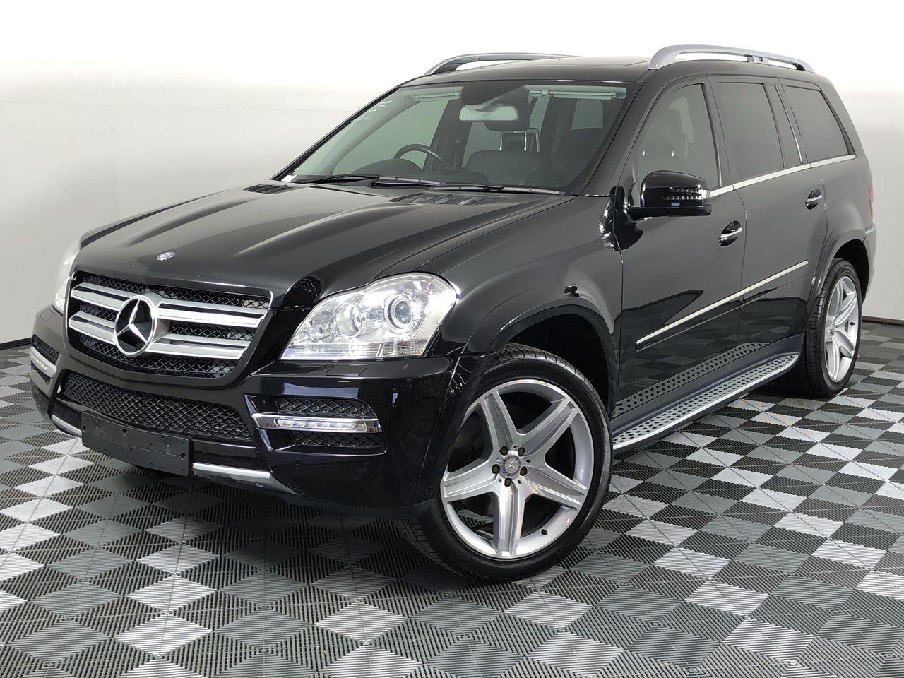 2012 Mercedes Benz GL350 CDI X164 Turbo Diesel Automatic 7 Seats Wagon