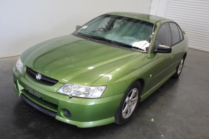 2003 Holden VY Commodore S Auto Sedan