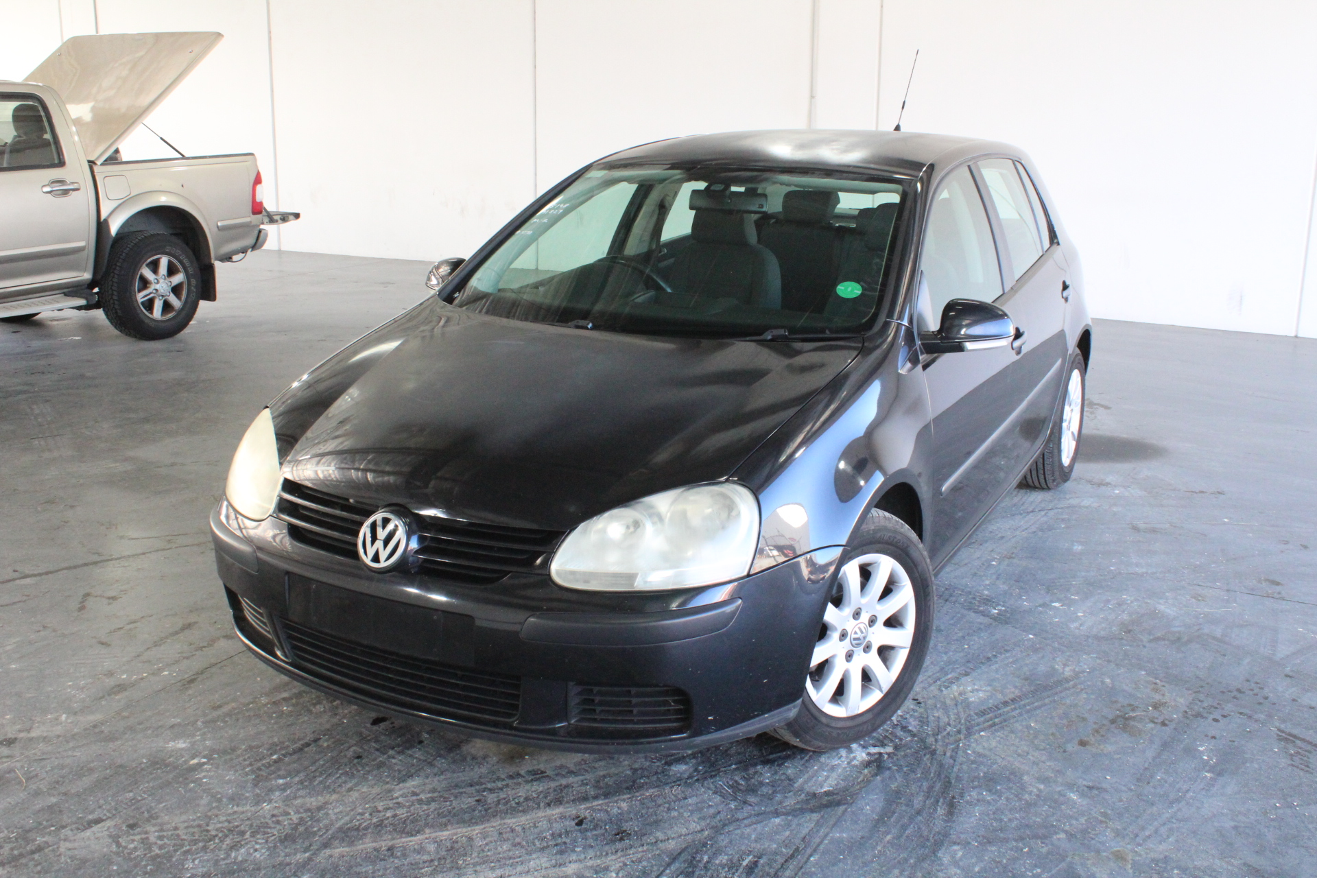 2007 Volkswagen Golf 1.9 TDI Comfortline 1k T/Diesel Auto Hatch
