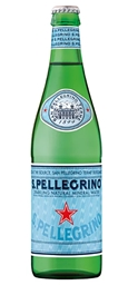 San Pellegrino Sparkling Mineral Water 24 x 500ml
