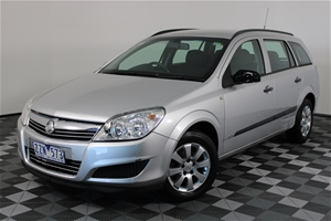 2008 Holden Astra CD AH Automatic Wagon