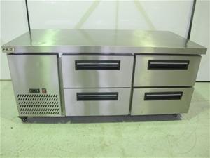 FED 4 Drawer Lowboy Underbench / Counter