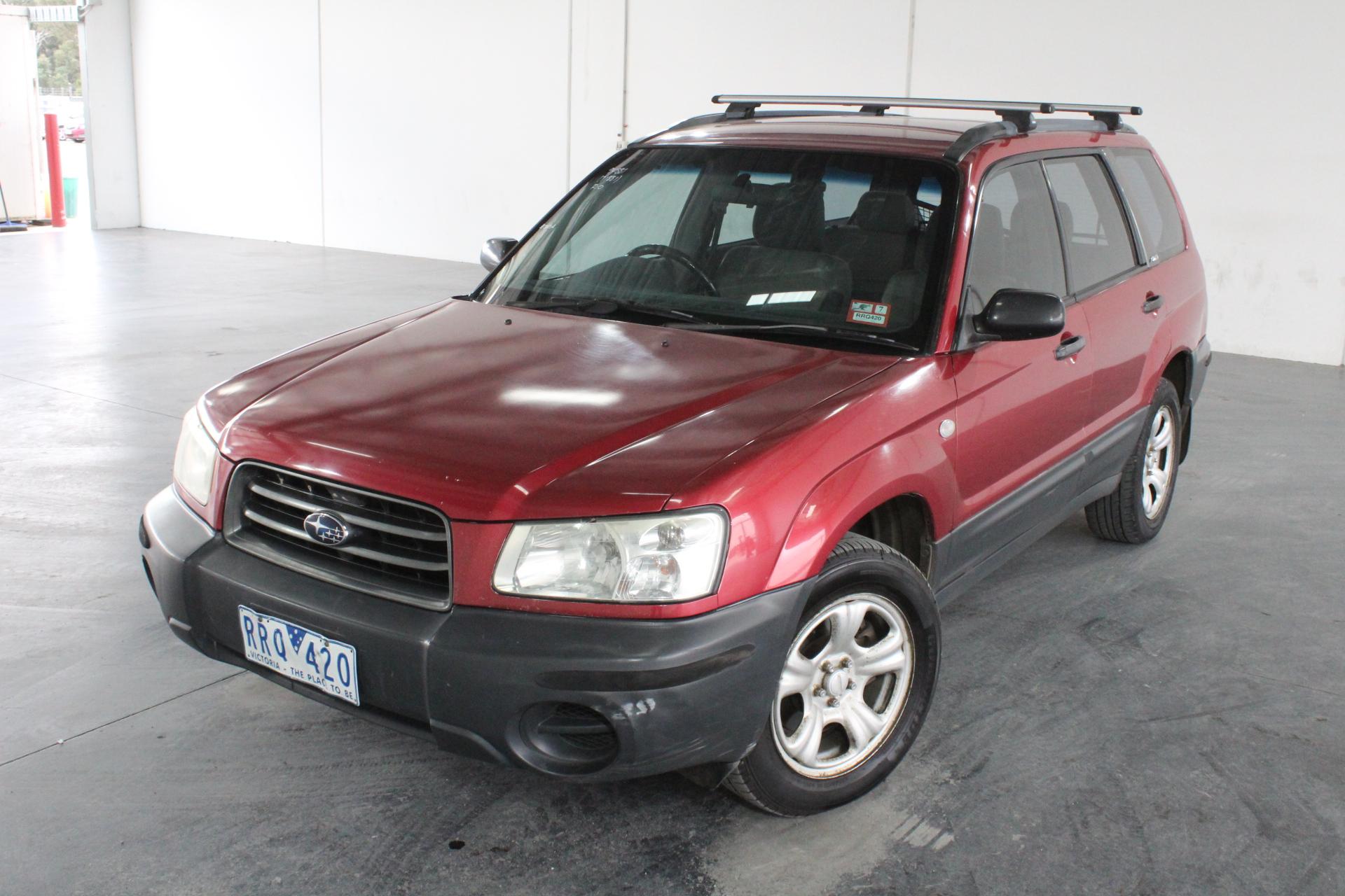 2002 Subaru Forester X Automatic Wagon