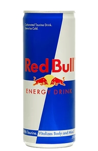 Red Bull Energy Drink Cans 250ml 24 x 25