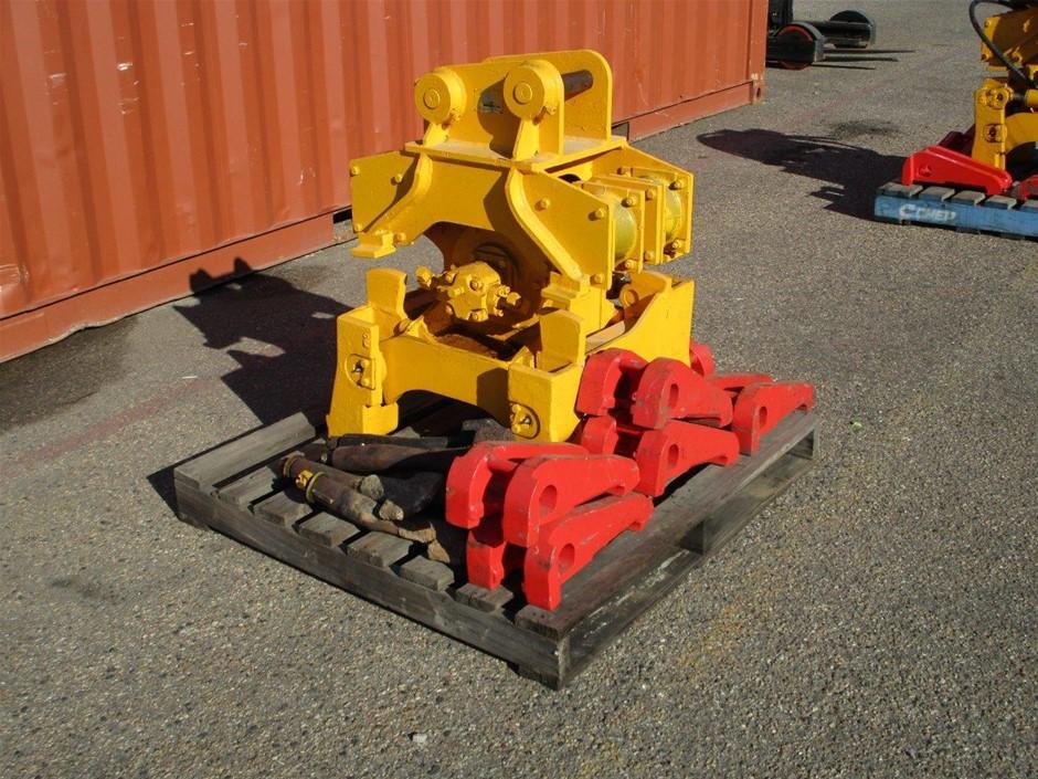 Railway Tamper Attachment
