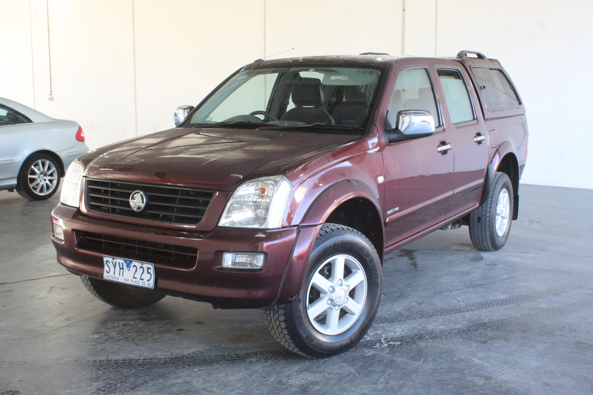2004 Holden Rodeo LT RA Automatic Dual Cab