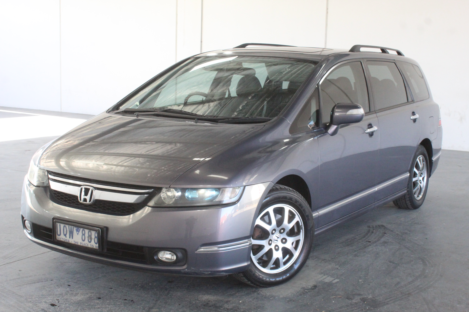2007 Honda Odyssey Luxury Automatic 7 Seats People Mover