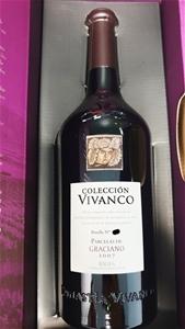 Vivanco Colección Parcelas de Graciano 2