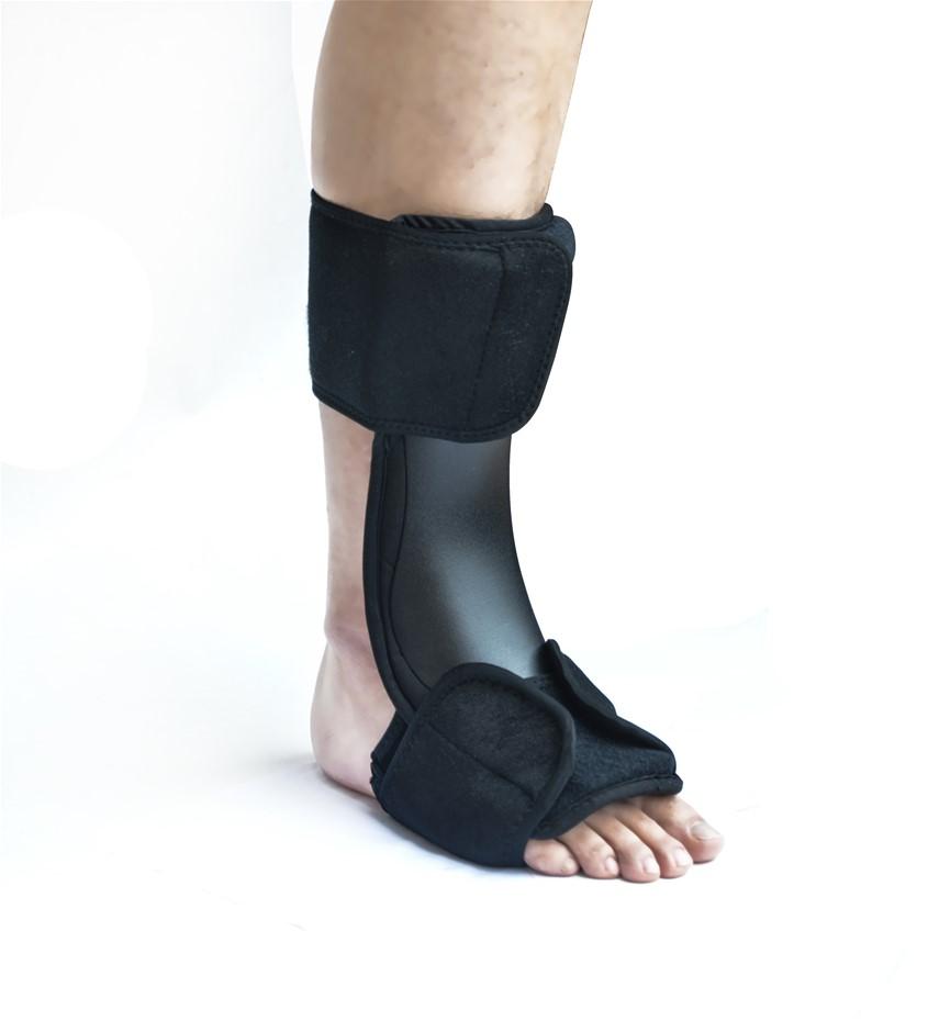 Night Plantar Fasciitis Sleep Support Adjustable Splint Fits 37-40 Size