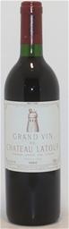 Chateau Latour Grand Vin 1990 (1 x 750mL), Pauillac, Bordeaux, France.