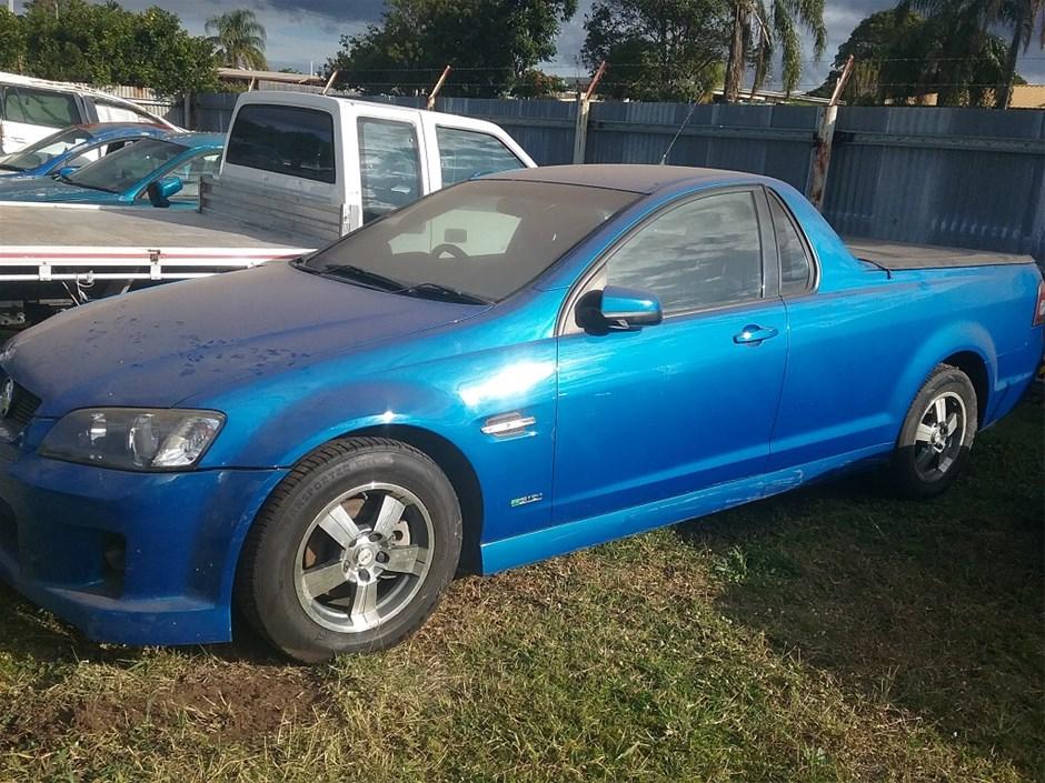 Holden Commodore Manual - 6 Speed Ute