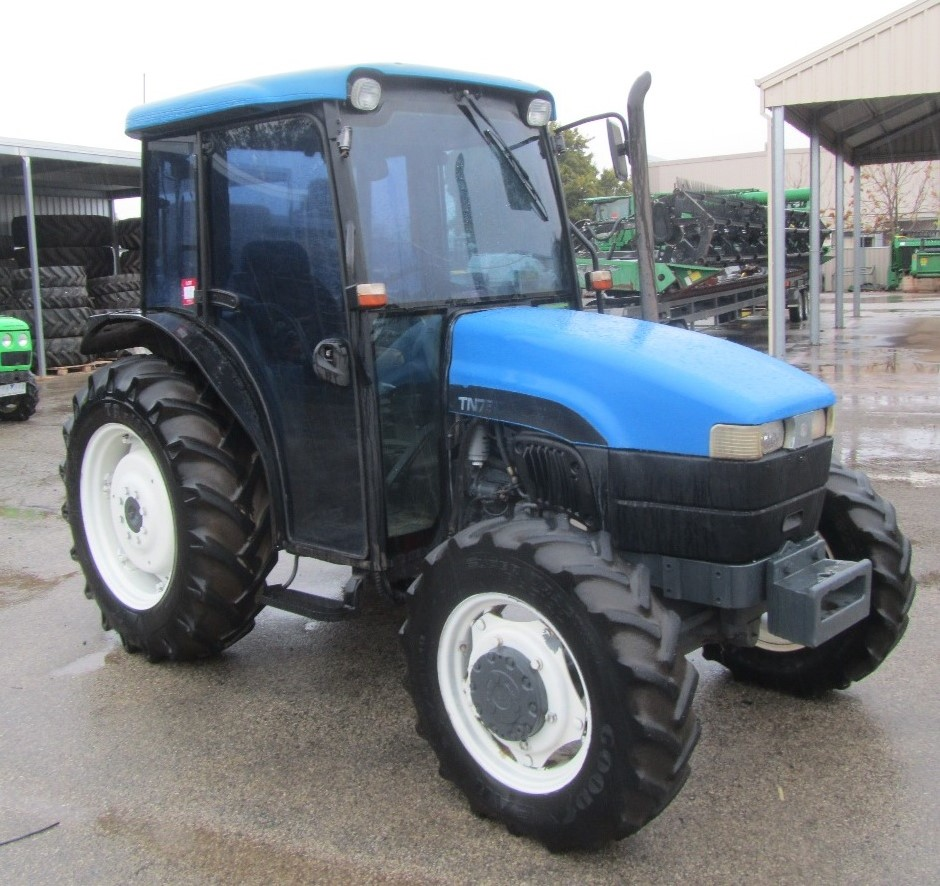 New Holland TN7SD Tractor