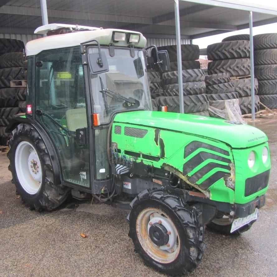 Deutz Fahr Agricompact 90 Tractor