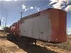 Lusty Australia / Pumpa Engineering Triaxle Vacuum Tanker Trailer
