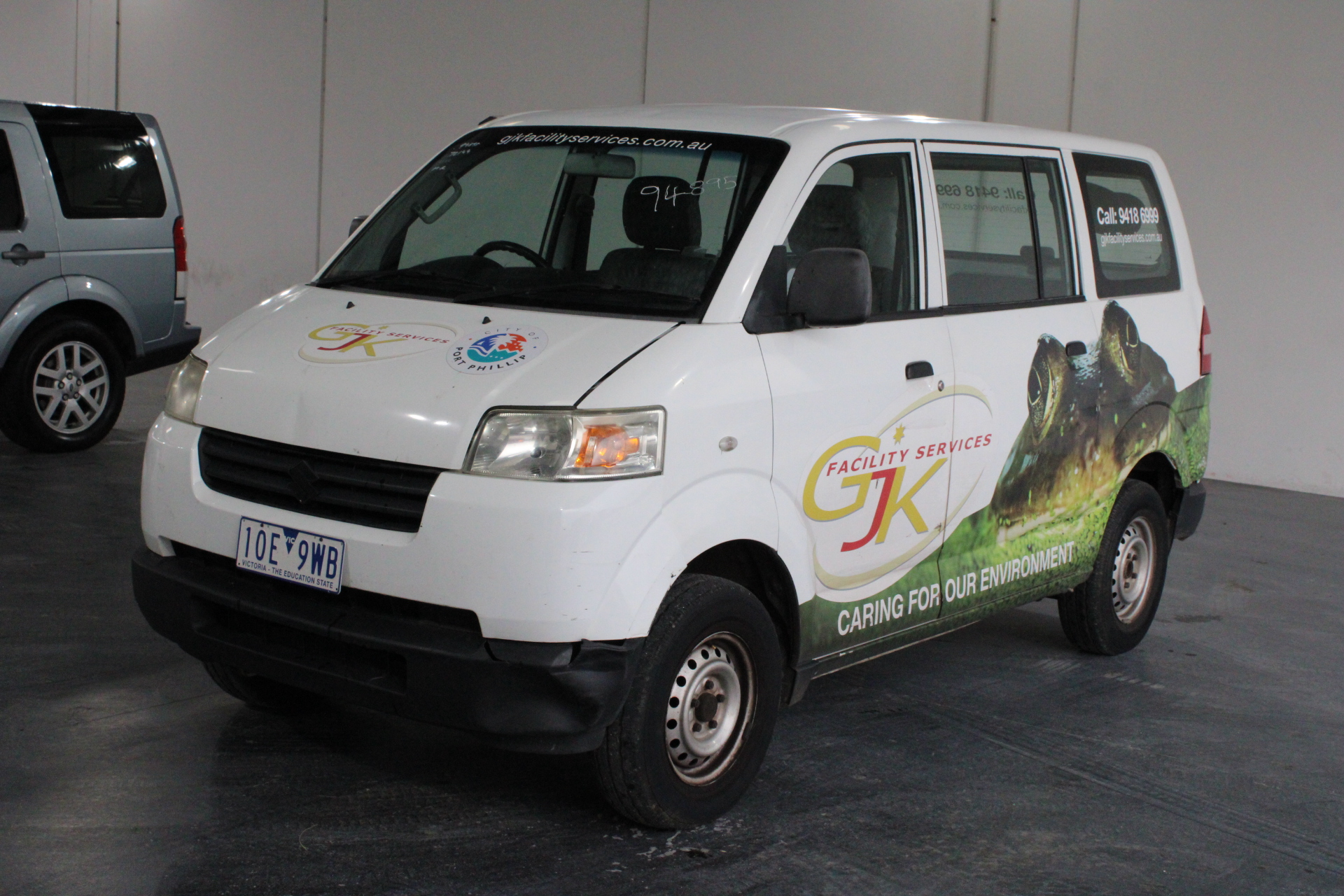 2009 Suzuki APV Manual Van