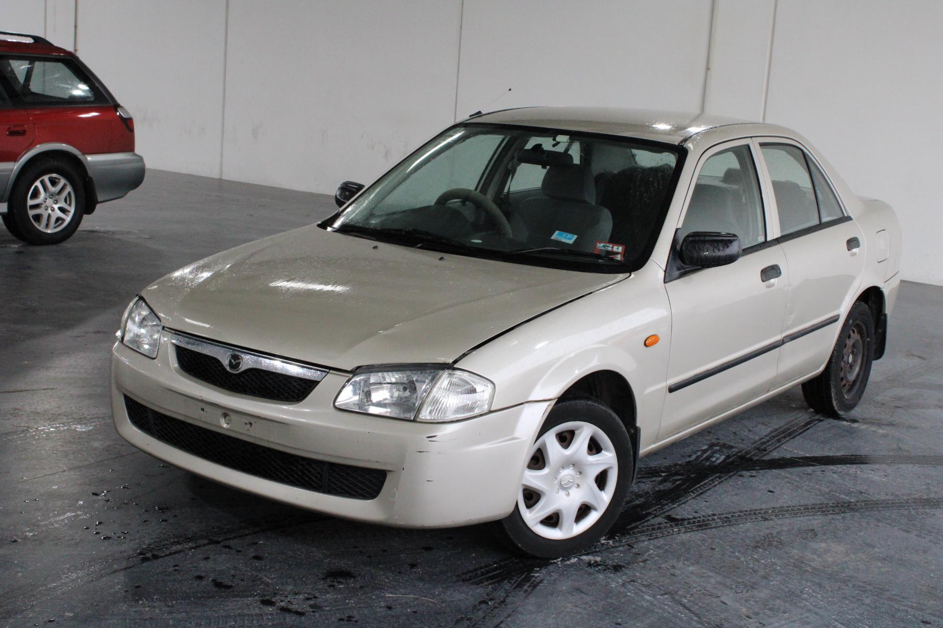 1999 Mazda 323 Protege BJ Automatic Sedan